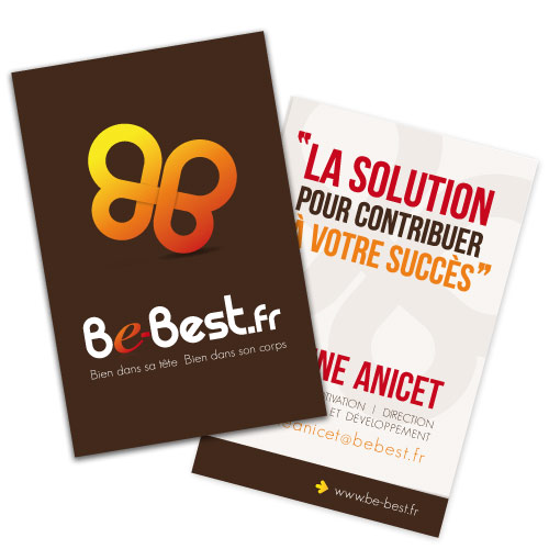cartes de visite be-best.fr